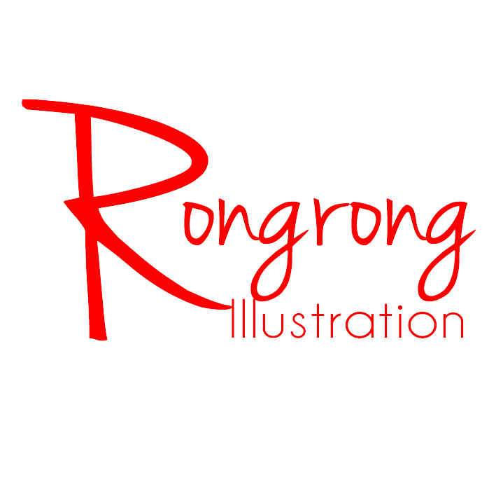 Fashion and beauty illustrator Rongrong DeVoe