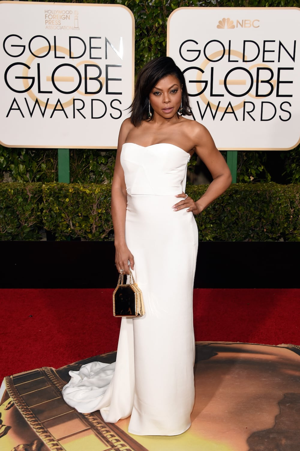 2. Taraji P. Henson in Stella McCartney