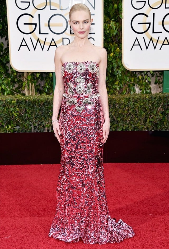 9. Kate Bosworth in Dolce & Gabbana