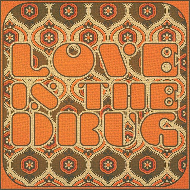 Believe that.✌️ (@harleyandj)  #loveisthedrug #retro #truth #happyhippies #70s #goodvibesonly #vibeyvibes #lovequotes