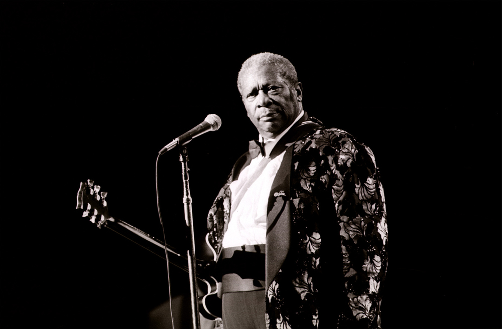 BB King, Paramount Theater, Oakland, CA 2/07/97
