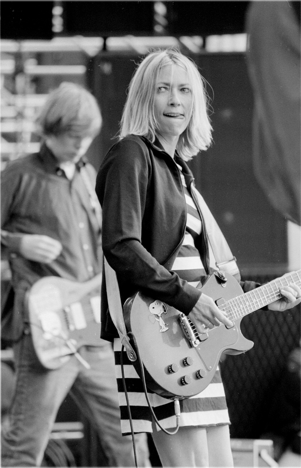 Sonic Youth, Tibetan Freedom Concert, 6/15/96