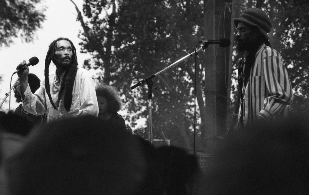 Israel Vibration, Sierra Nevada World Music Festival, Marysville, CA, 6/21/97