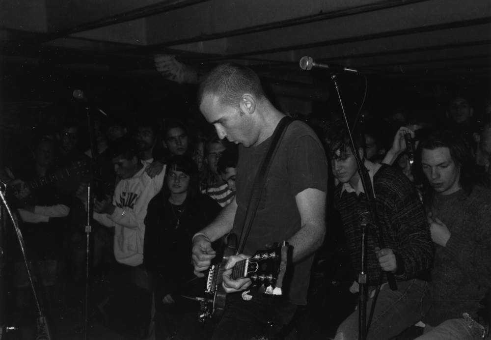 Fugazi, Drexel University Parking Garage, 9/23/1989