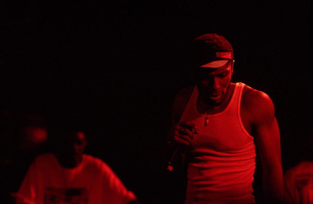 Mos Def/Yasiin Bey, CMJ Music Festival, Maritime Hall, SF, CA