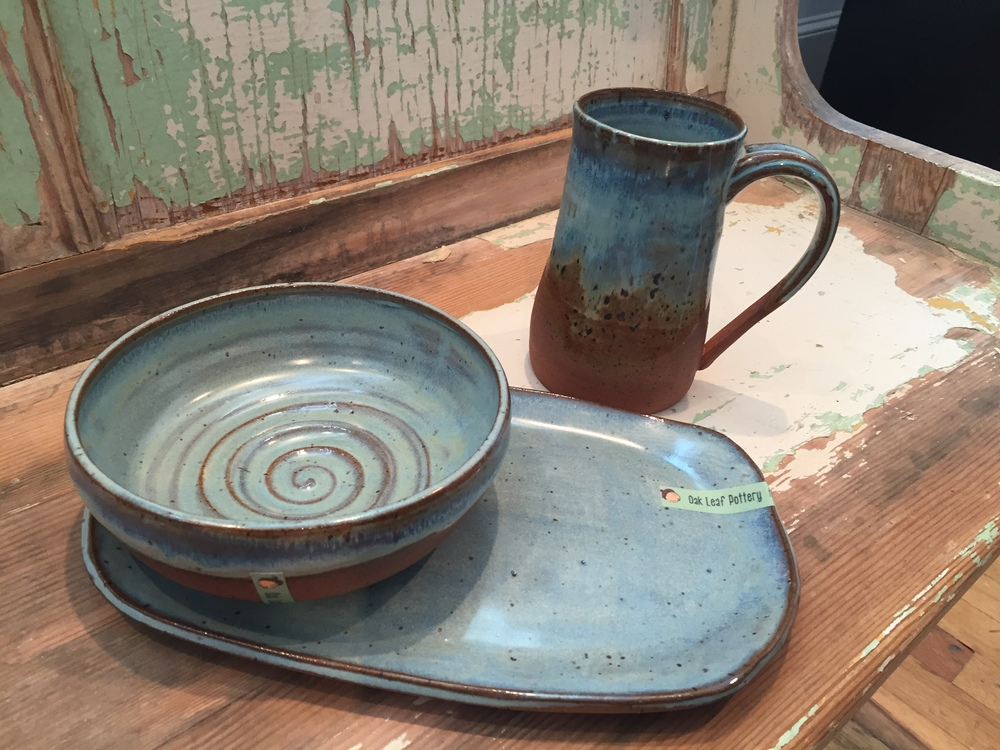 Oak Leaf Pottery - Allison Gross