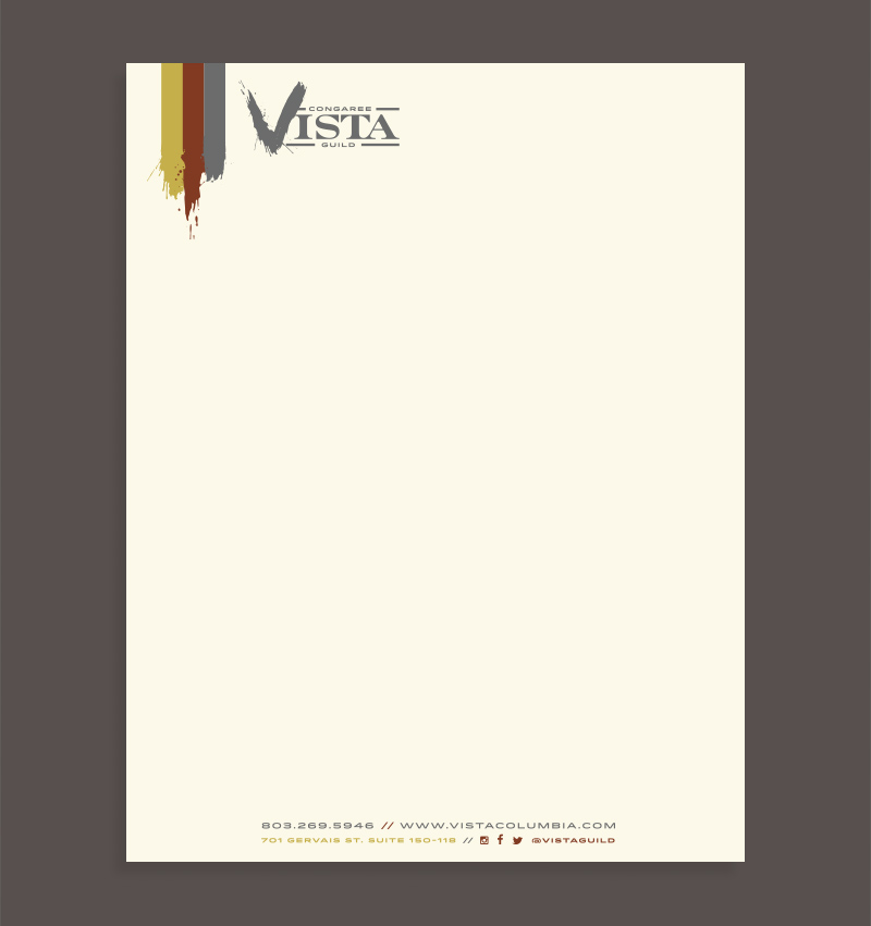 7. Letterhead option D