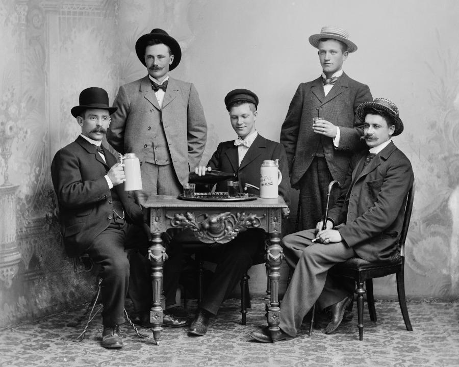 Justisen restaurant populært sted i 100 år.png