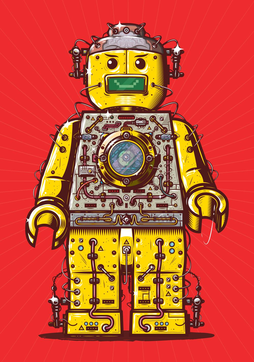 Musketon Lego