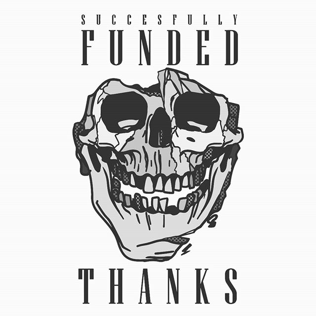 THANK YOU! My new Kickstarter project to create a card deck is now successfully funded! With 18 days to go! There's no better feeling then doing a personal project and seeing so many people support it and giving me feedback. If you want to support the project hit the link in my bio @musketon  #carddeck #cardistry #cardgame #playingcards #kickstarter