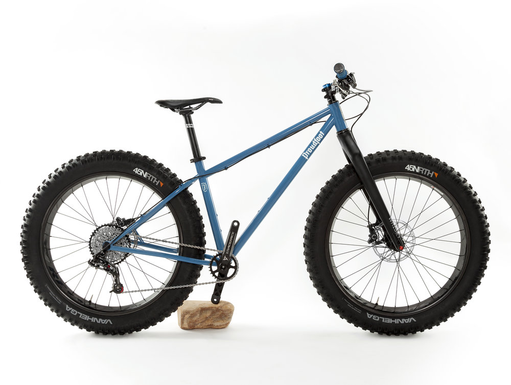 Jest Hardtail Fat Bike Frame (FAT_197) — Proudfoot Cycles