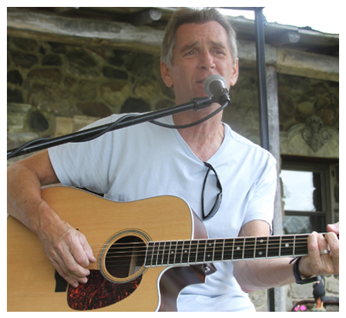 JIM WEBER - 3-5:30PMYou've heard him at Jimmy on James, the Hangout and Six Autumns, now come here him at Hartland