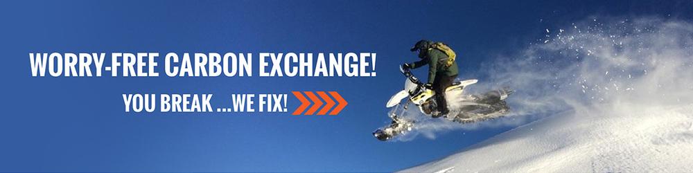 YETI Carbon Exchange Warranty Program