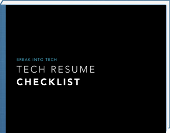Tech Resume Checklist