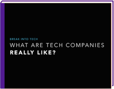 What Are Tech Companies Really Like?