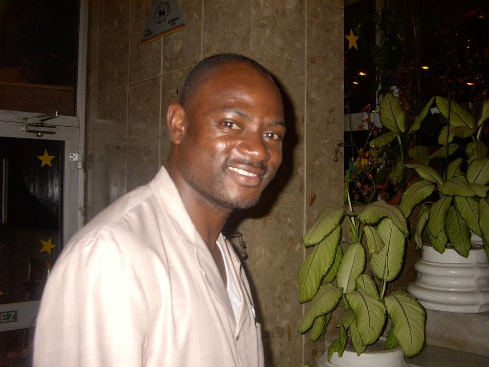 "Cameroon - Charles ""Rock"" Audu"