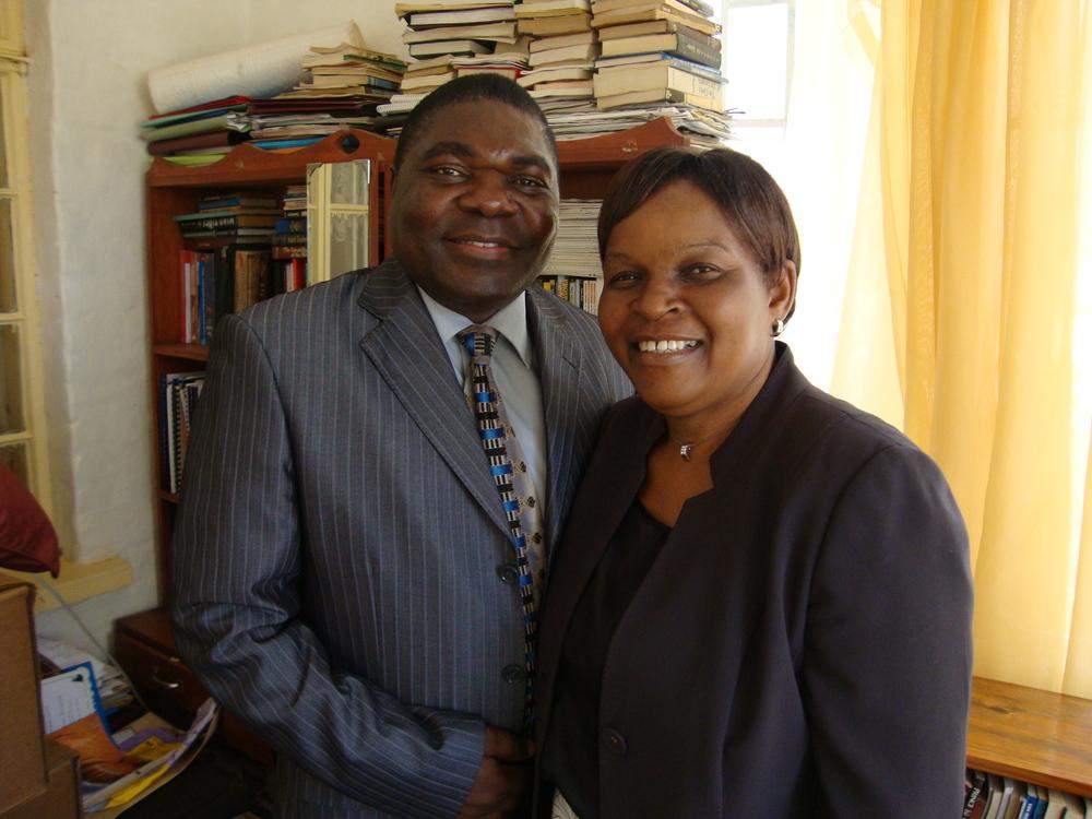 """Malawi - Madalitso """"Apostle"""" Madalits Mbewe"""