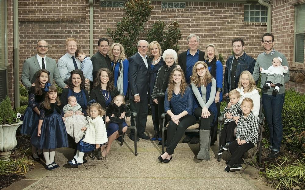 Larry & Devi's Family