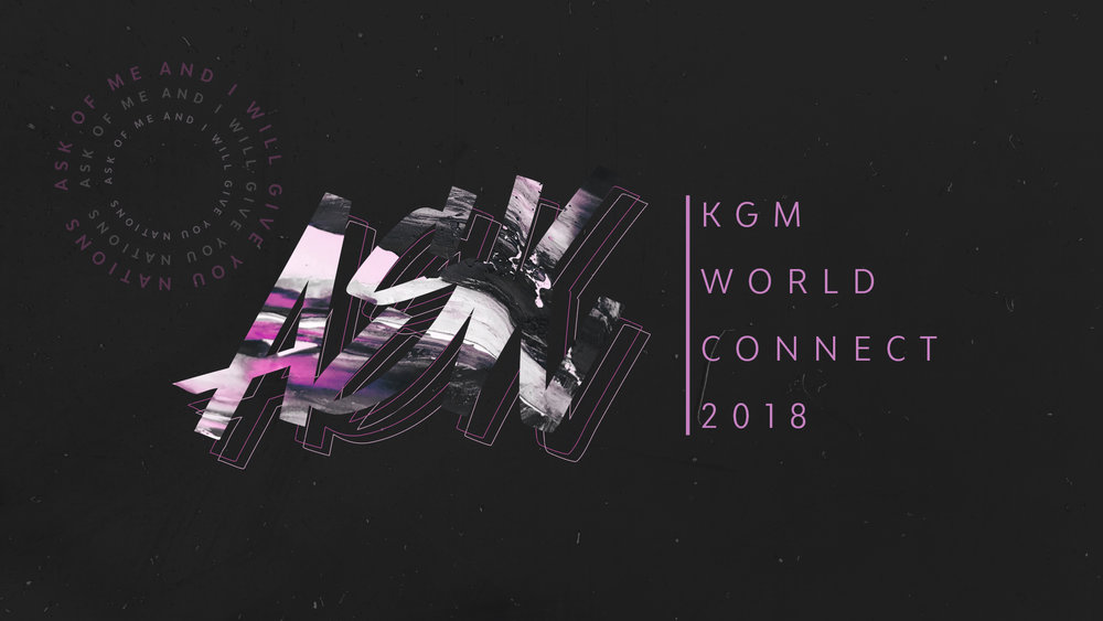 Kingdom Global Ministries ⁄ World Connect 2018