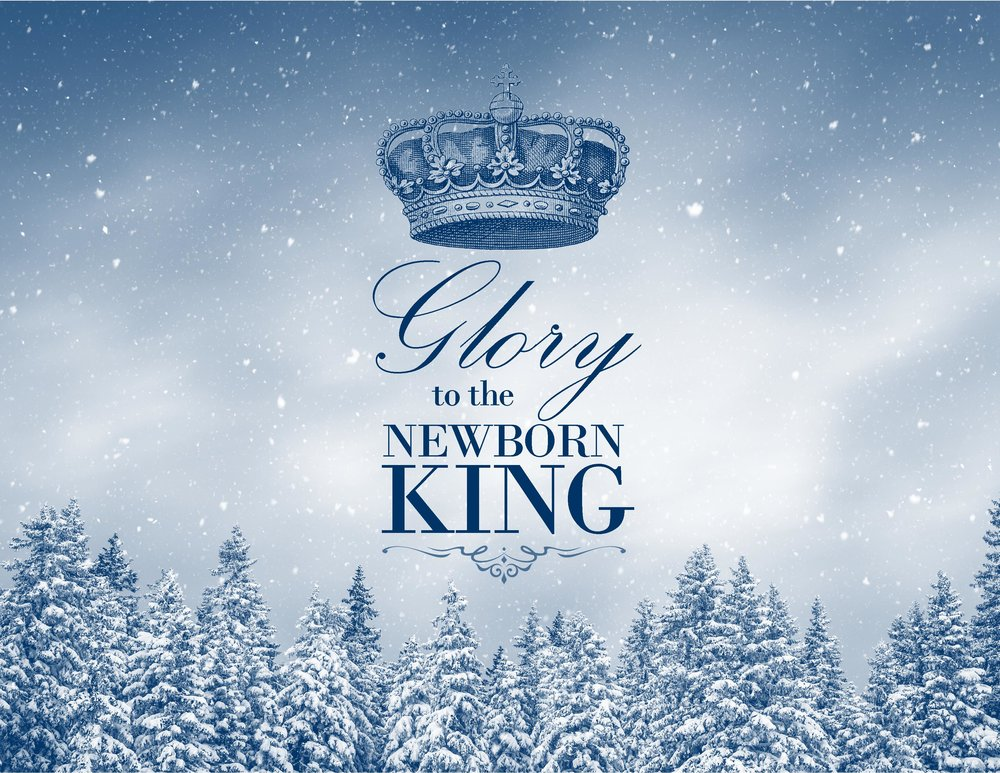 December 18, 2016 ~ Glory to the Newborn King (Matthew 1:18-25) ~ Pastor Jason Pilchard