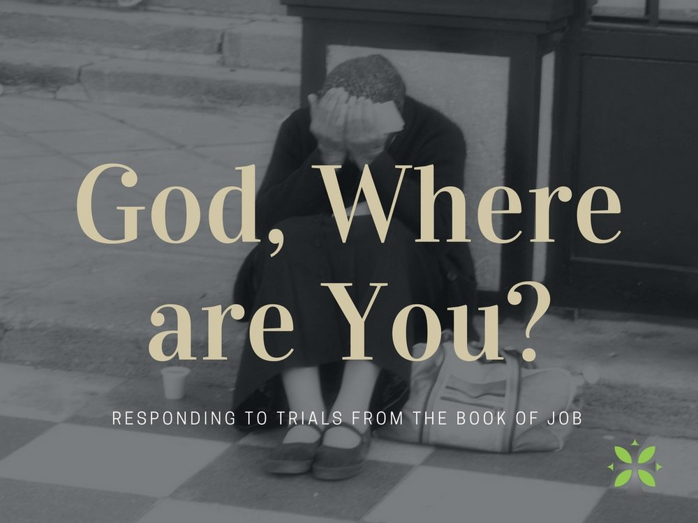 February 19, 2017 ~ God, Where are You? (Job 42:1-6) ~ Pastor Dave Locke