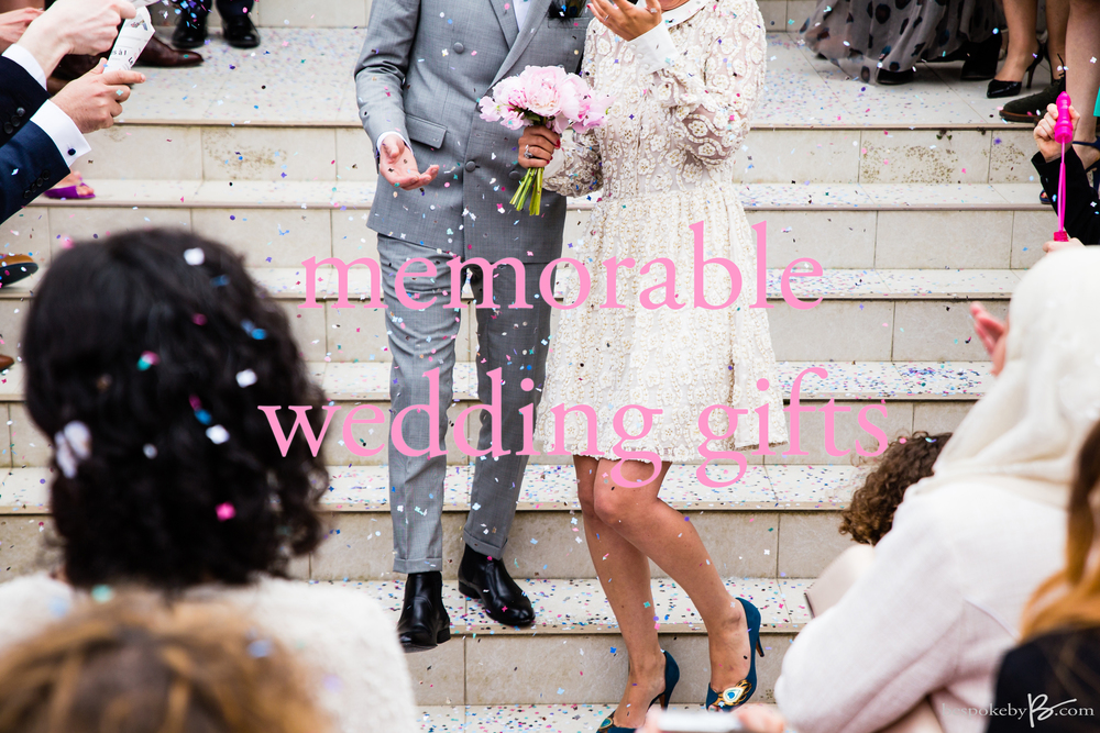 The Perfect Guest Memorable Wedding Gift Ideas The Bespoke Blog