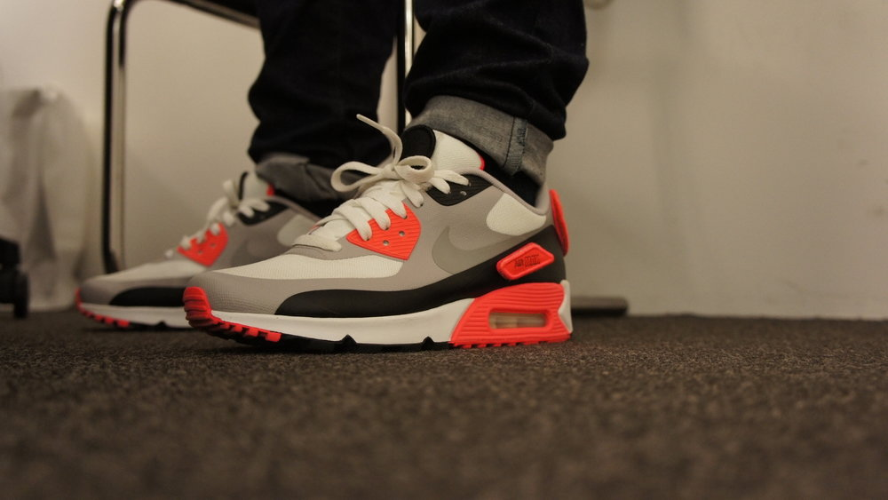 "Air Max 90 Infrared ""Patch"""