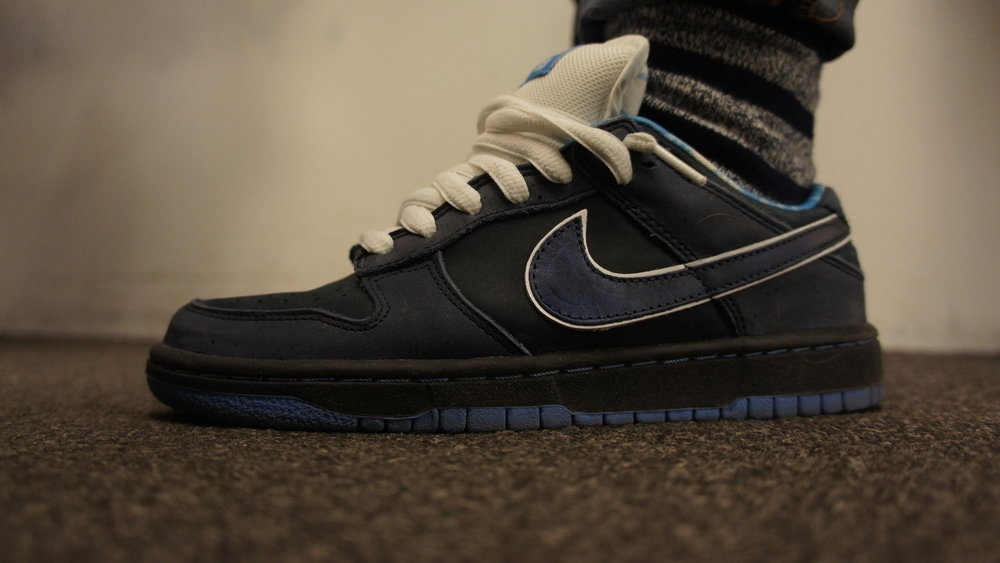 "Nike SB x Concepts ""Blue Lobster"""