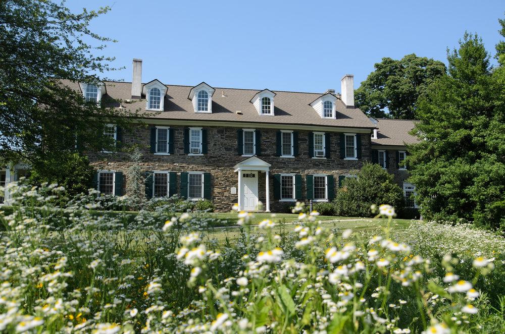 Wyndham Alumni house, Bryn mawr college