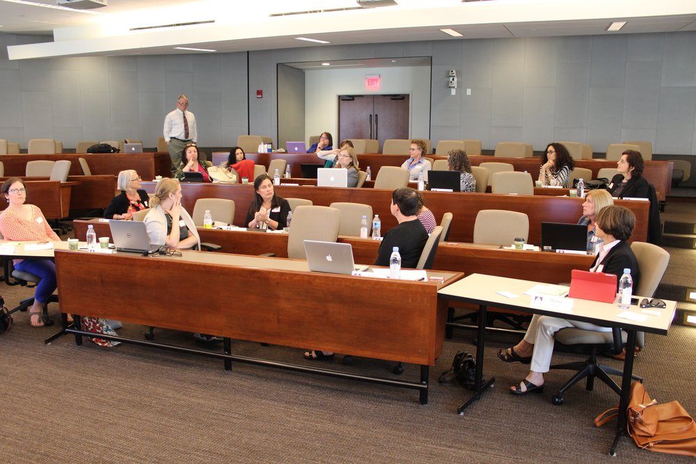 Learning Abroad risk management workshop