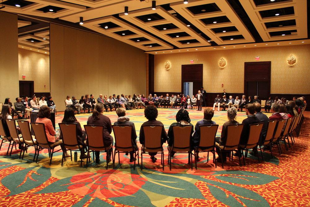PCLA Dialogues: Speech