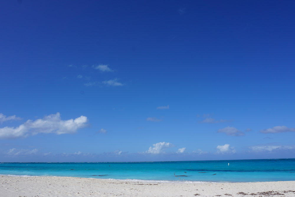 Grace Bay Beach