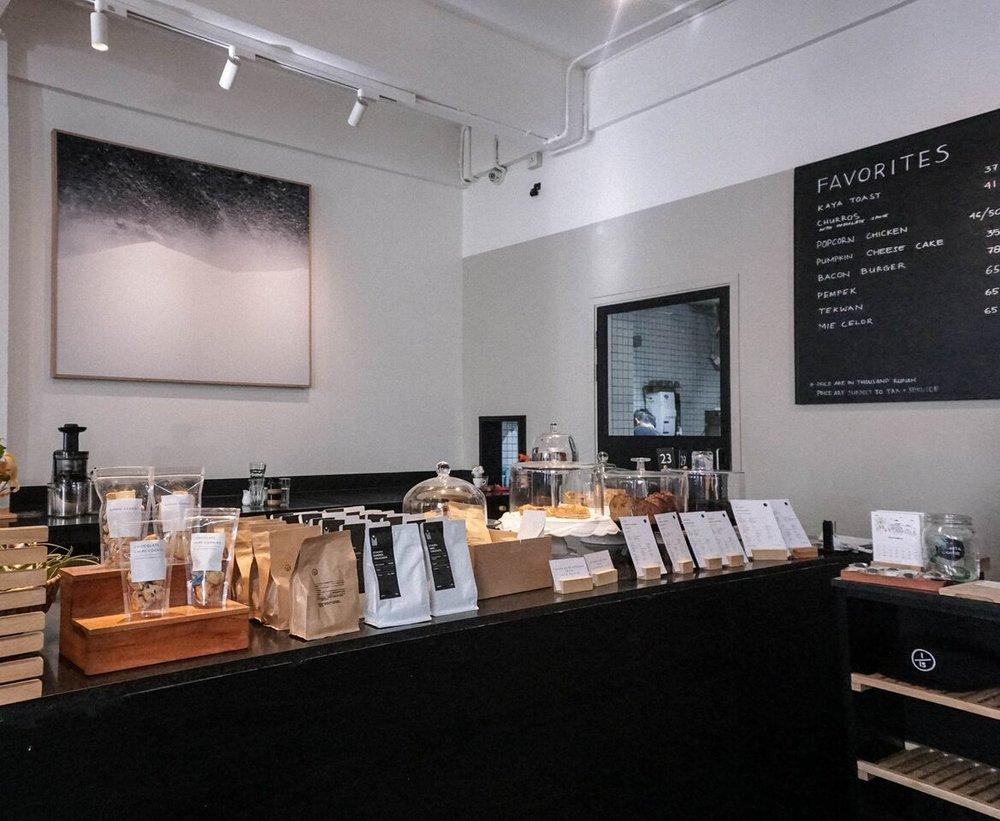 1/15 Coffee on Jl. Gandaria