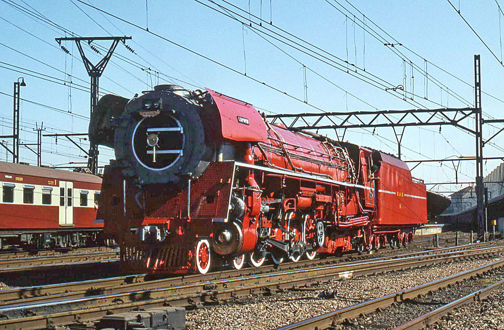Red Devil just after rebuilding - Photo: M. Best