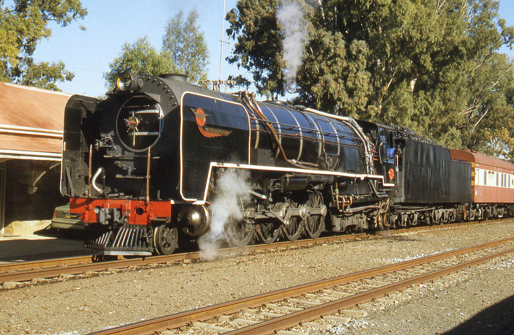 Standard SAR Class 25NC - Photo: M. Best