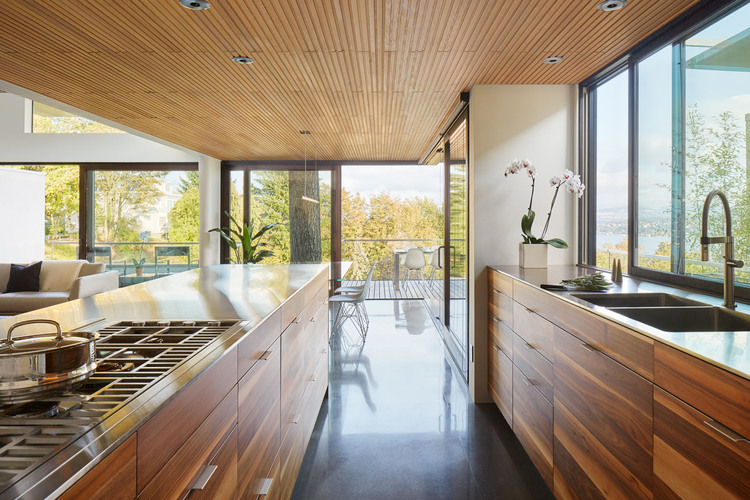 Madrona Hill House