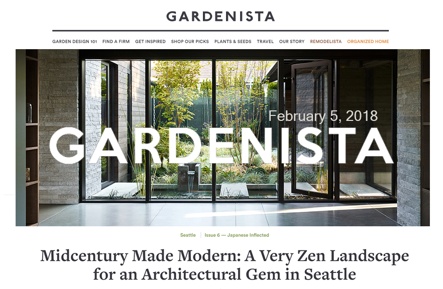 Gardenista - Laurelhurst Garden