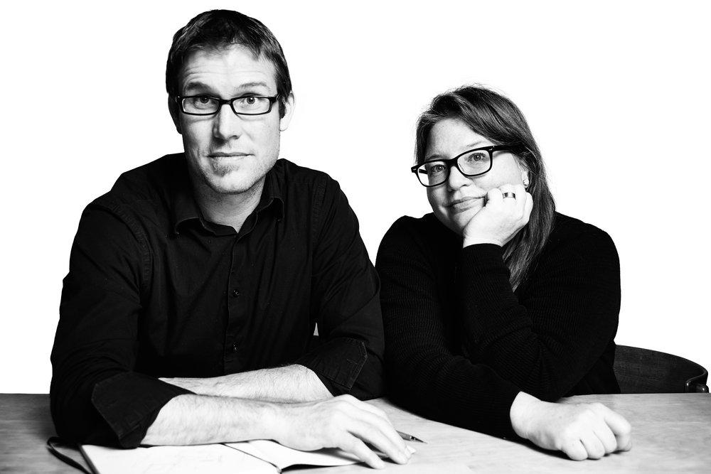 Matt Wittman and Jody Estes