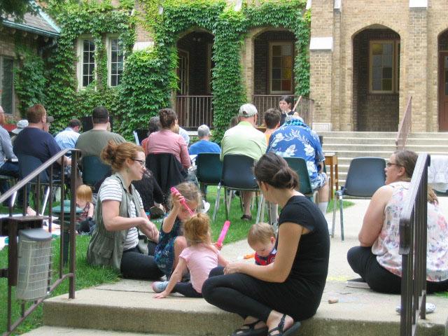 2.60 Kids blanket lawn.JPG