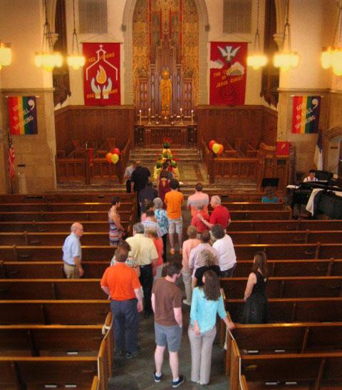 2.5 Pentecost Communion.JPG