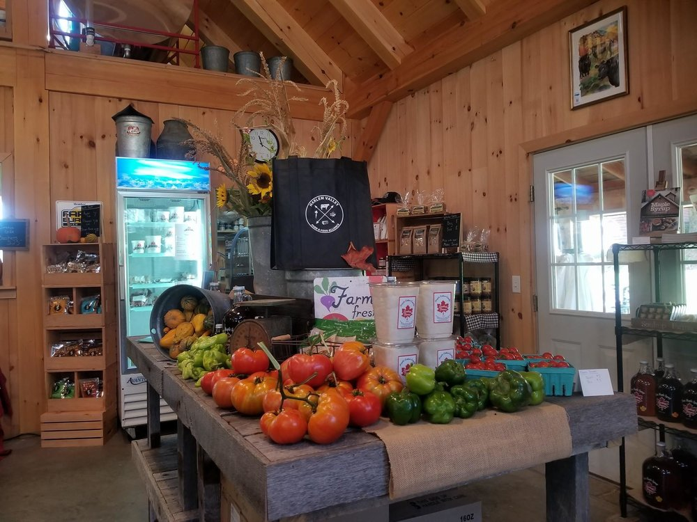 Farm Stand Hours - Our farm store is closed for the season.  We will re-open on September 14th, 2019.