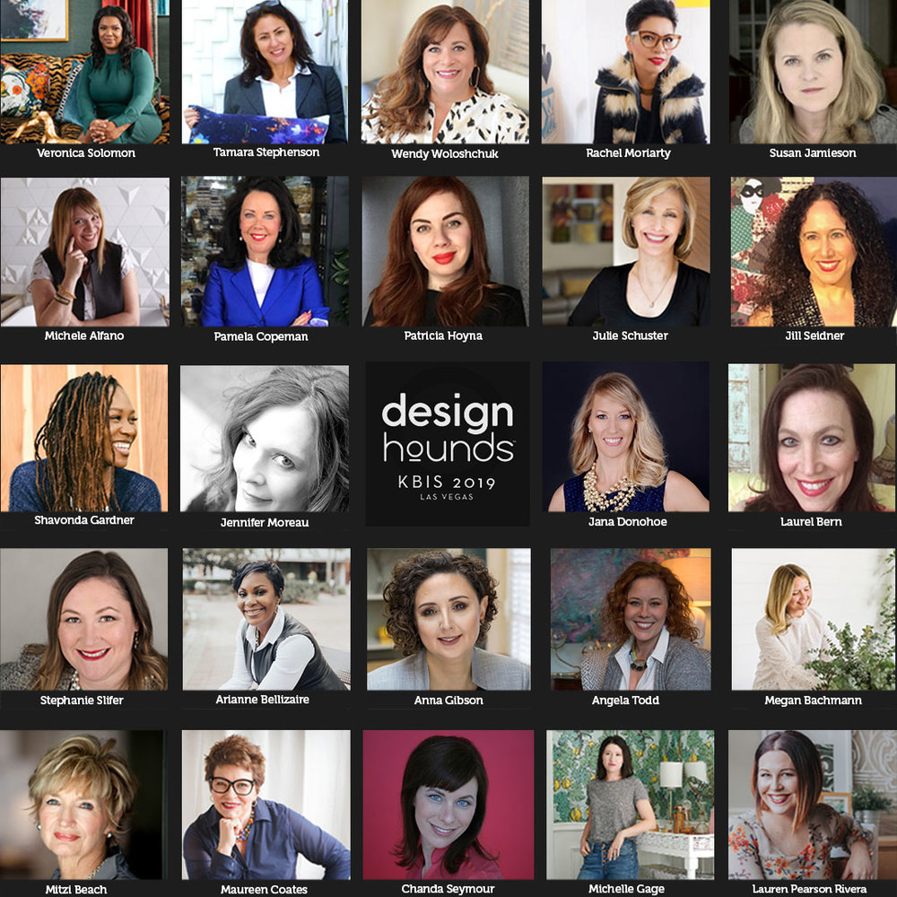 KBIS 2019 Design Hound - Make sure to look out for the 2019 Kitchen and Bath Industry Show (KBIS) where specially selected design bloggers have been asked to attend and bring the show to you! Click below to meet the team —
