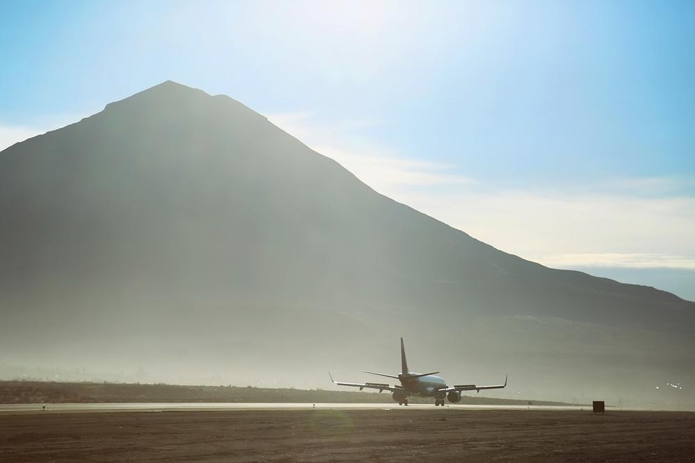 Aeropuerto Arequipa - Andino