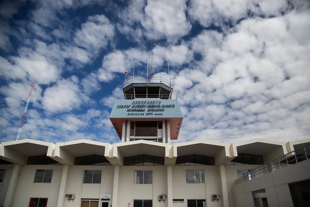 Aeropuerto Ayacucho - Andino