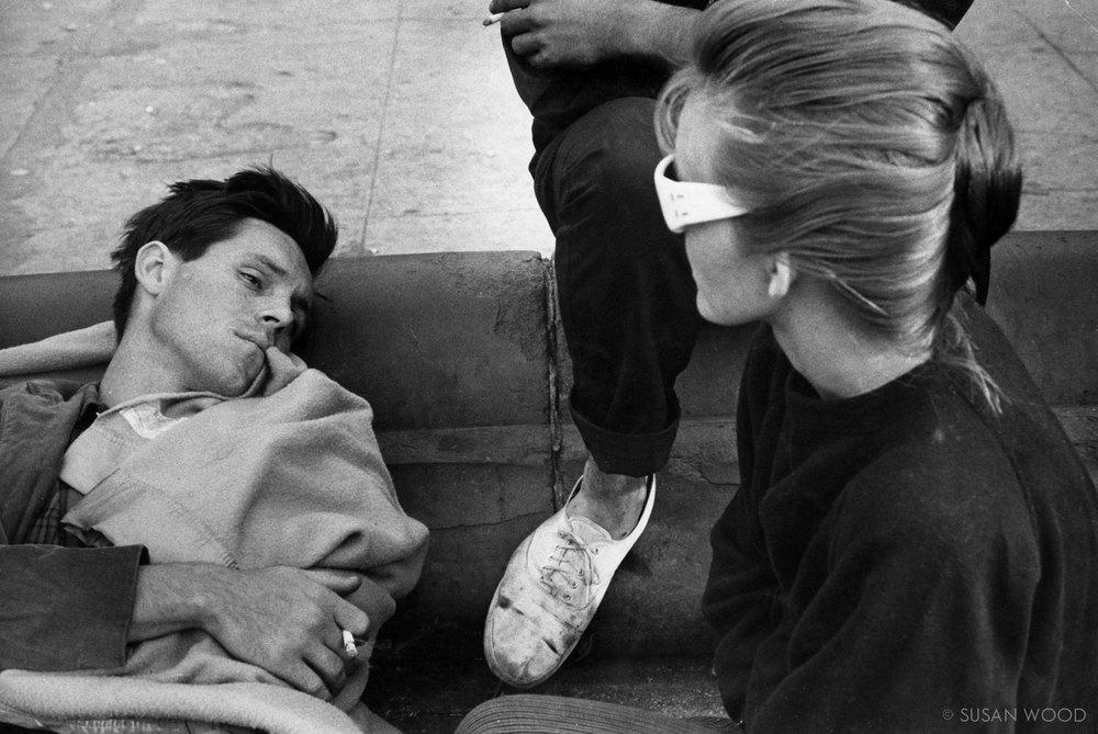 Greenwich Village 1956
