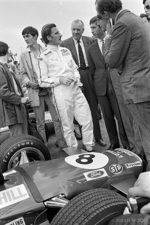 Graham Hill 1970
