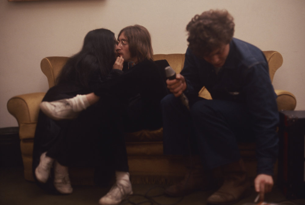 John Lennon & Yoko Ono 1969