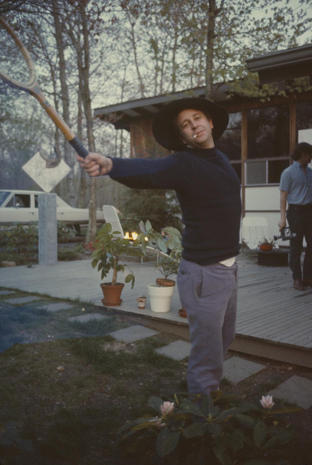 David Maysles 1972