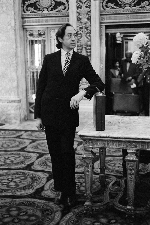 Alvin Toffler 1974