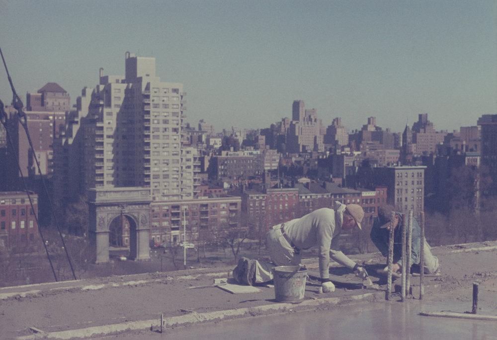 Greenwich Village 1958
